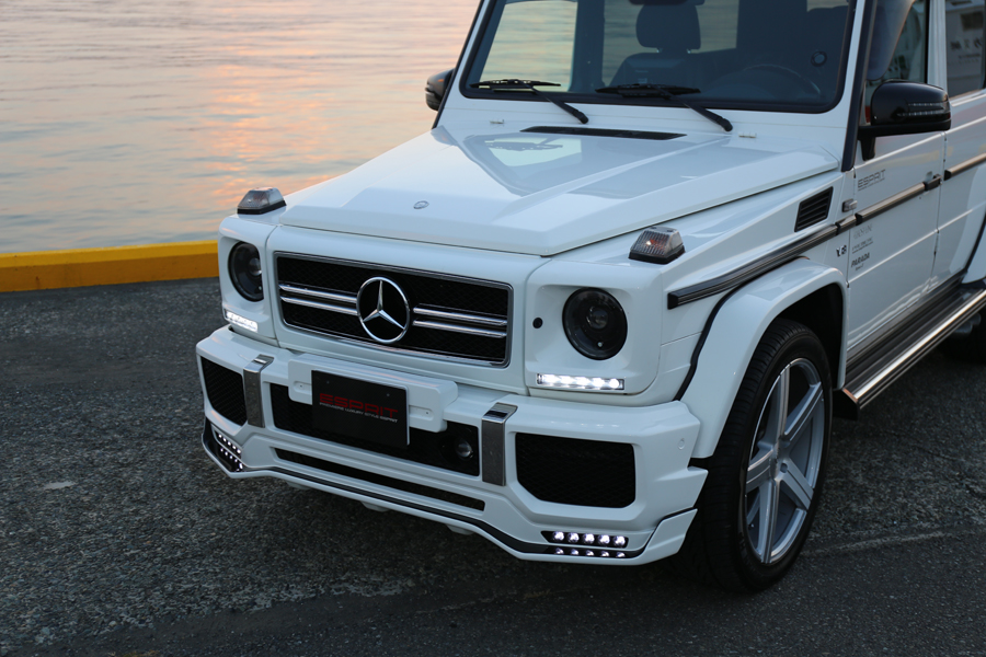 Mercedes benz g class g for Mercedes benz aftermarket performance parts